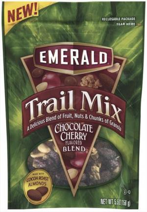 Emerald Chocolate Cherry Blend Trail Mix