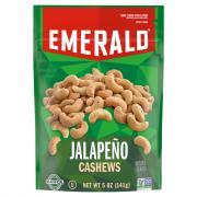 Emerald Jalapeno Cashews