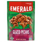 Emerald Glazed Pecans