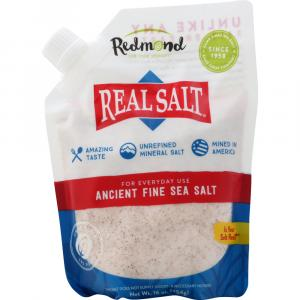 Real Salt Ancient Fine Sea Salt