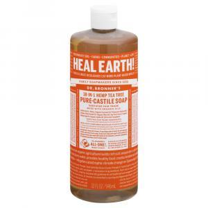 Dr. Bronner's Tea Tree Oil Castile Soap