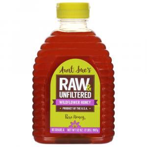 Aunt Sue's Raw & Unfiltered Honey