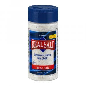 Real Salt Ancient Fine Sea Salt Shaker