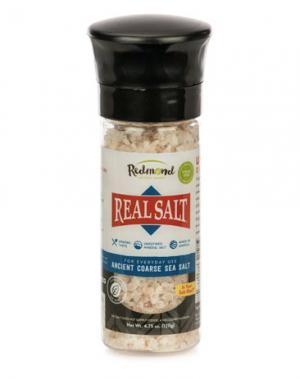 Real Salt Ancient Coarse Sea Salt Grinder