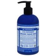 Dr. Bronner's Sugar Peppermint Organic Pump Soap