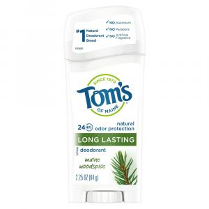 Tom's Wood Spice Antiperspirant Stick Deodorant