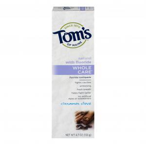 Tom's Cinnamon Clove Whole Care Paste