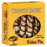 """Country Baker 4"""" Eclair Pie"""