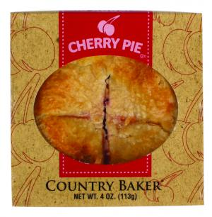 "Country Baker 4"" Cherry Pie"