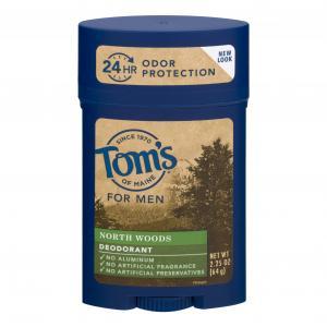 Tom's of Maine Long Lasting Men's Deodorant North Woods