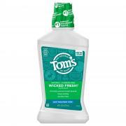 Toms Mouthwash Cool Moutain Mint