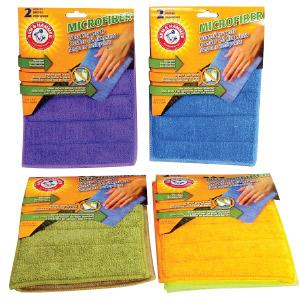 Arm & Hammer Microfiber Cleaning Pads