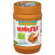 Wowbutter Peanut Free Creamy