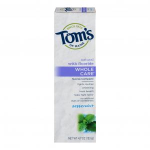 Tom's Peppermint Whole Care Paste