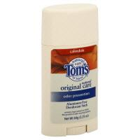 Tom's Calendula Antiperspirant Stick Deodorant