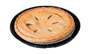 "Prebaked 8"" No Sugar Added Apple Pie"
