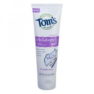 Tom's Of Maine Children's Gel Anticavity Toothpaste