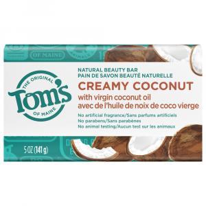 Tom's Creamy Coconut Beauty Bar