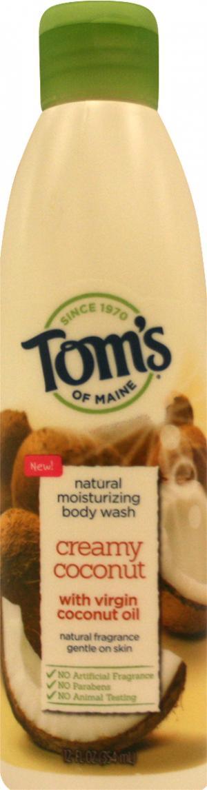Tom's Creamy Coconut Body Wash