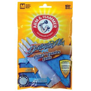 Arm & Hammer Medium Optimum Plus Pvc Latex Free Gloves