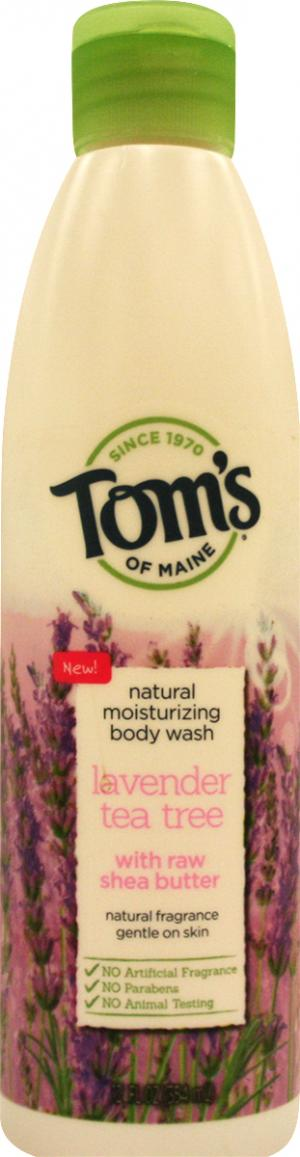 Tom's Lavender Tea Tree Body Wash