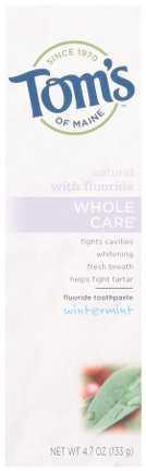 Tom's Wintermint Whole Care Paste