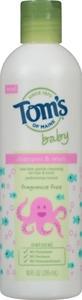 Tom's Baby Shampoo And Bodywash Fragrance Free