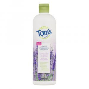 Tom's Lavender & Shea Natural Moisturizing Body Wash
