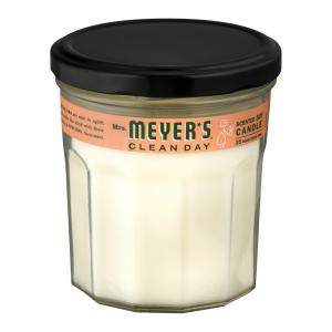 Mrs. Meyer's Geranium Scented Soy Candle