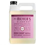 Mrs. Meyer's Peony Dish Soap Refill