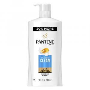 Pantene Classic Clean 2 In 1 Shampoo & Conditioner