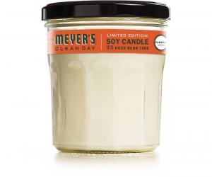Mrs. Meyer's Pumpkin Scented Soy Candle