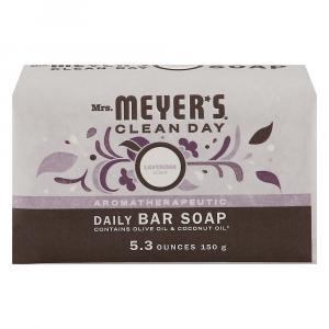 Mrs. Meyer's Clean Day Daily Bar Soap Lavender