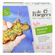 Dr. Praeger's Kids Gluten Free Spinach Littles