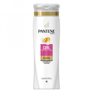 Pantene Curly Dry to Moisturized Shampoo