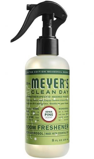 Mrs. Meyer's Iowa Pine Scented Room Freshener Spray