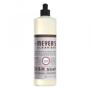 Mrs. Meyer's Clean Day Lavender Verbena Liquid Dish Soap