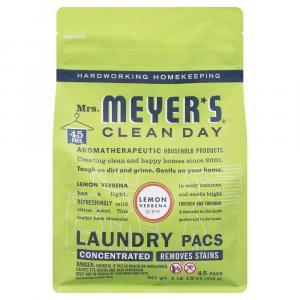 Mrs. Meyer's Laundry Pods Lemon Verbena