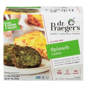 Dr. Praeger's Spinach Pancakes