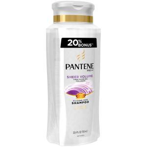 Pantene Sheer Volume Shampoo