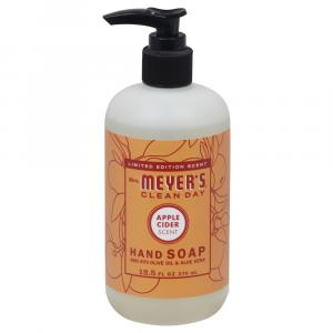 Mrs. Meyer's Clean Day Hand Soap Apple Cider