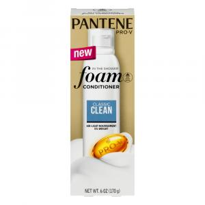 Pantene Classic Clean Foam Conditioner