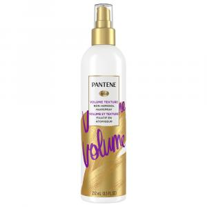 Pantene Styling Style Touchable Volume Hair Spray