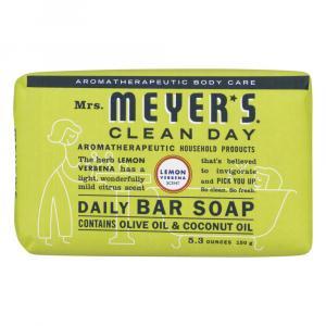 Mrs. Meyer's Clean Day Daily Bar Soap Lemon Verbena