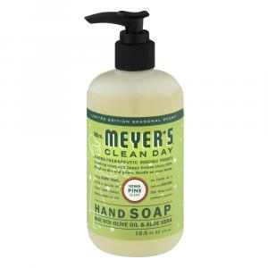 Mrs. Meyer's Clean Day Liquid Hand Soap Iowa Pine