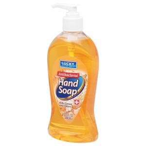 Lucky Antibacterial Gold Hand Soap