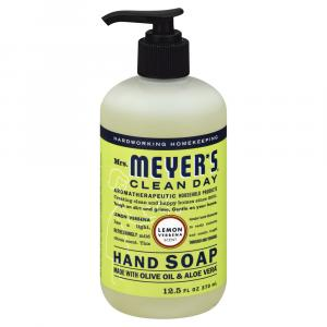 Mrs. Meyer's Lemon Verbena Liquid Hand Soap