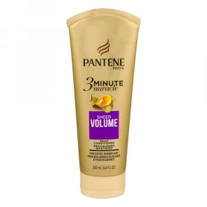 Pantene Sheer Volume 3 Minute Miracle Conditioner