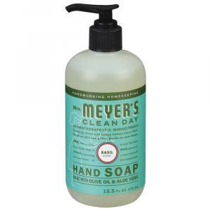 Mrs. Meyer's Basil Liquid Hand Soap