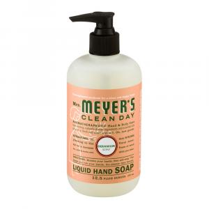 Mrs. Meyer's Geranium Liquid Hand Soap